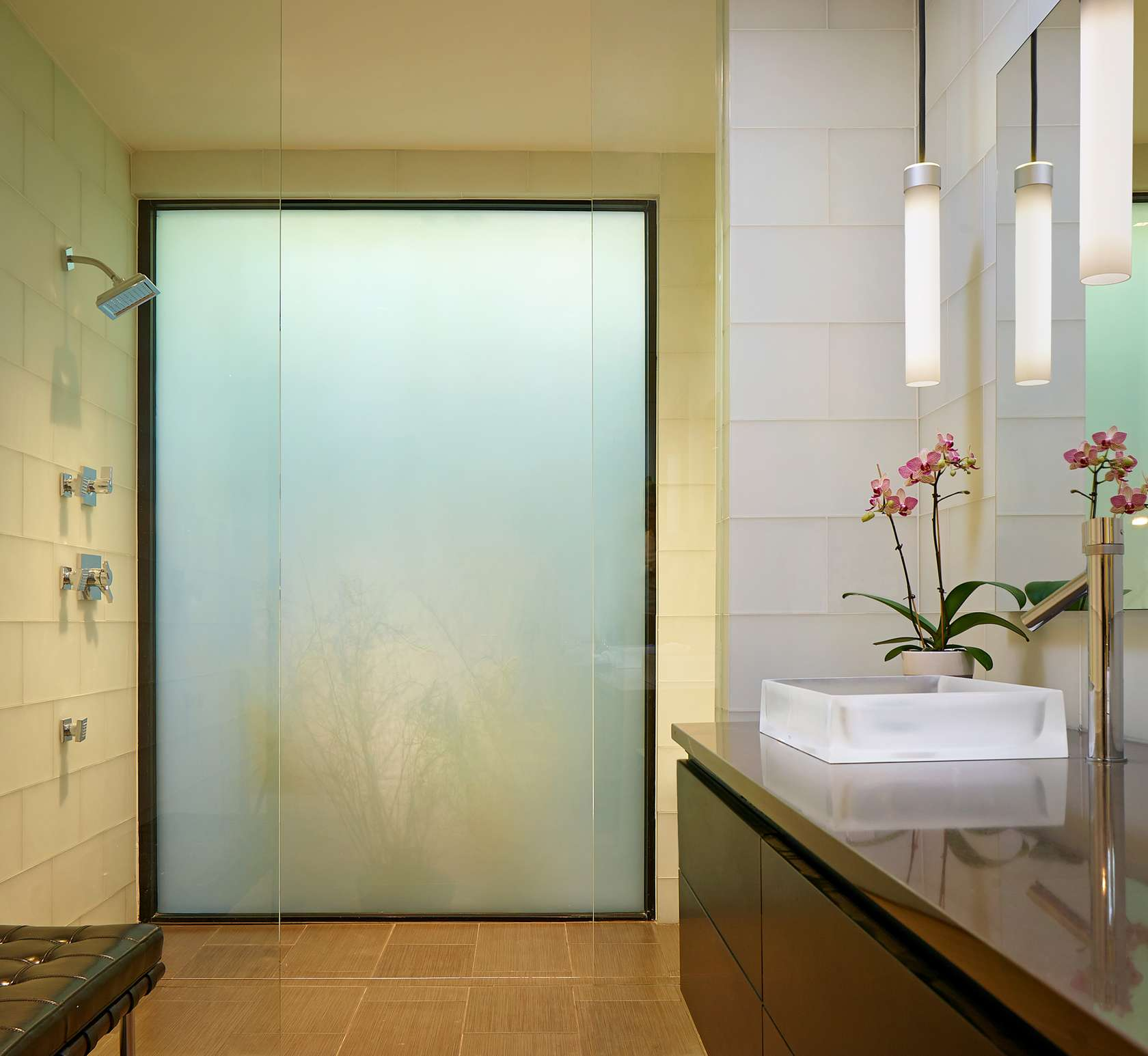 Shower Room - Environmentally responsible home san antonio