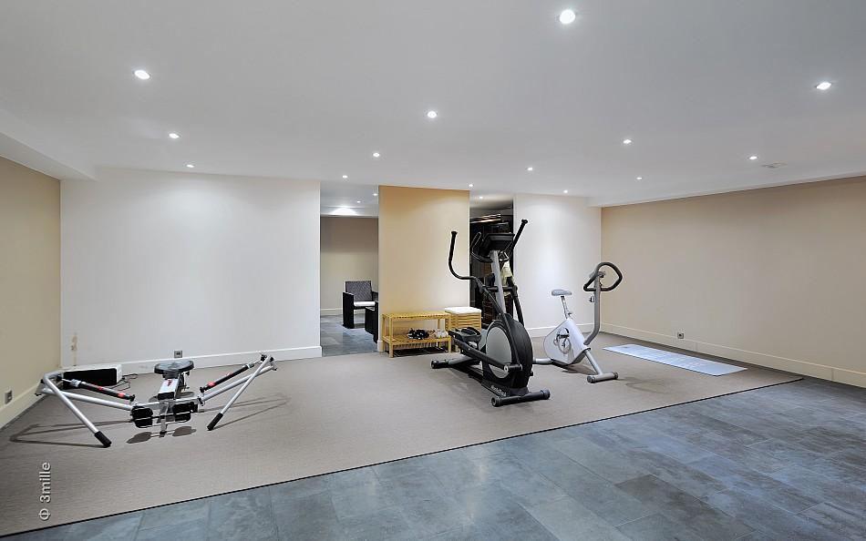 Home Gym Interior Design Ideas