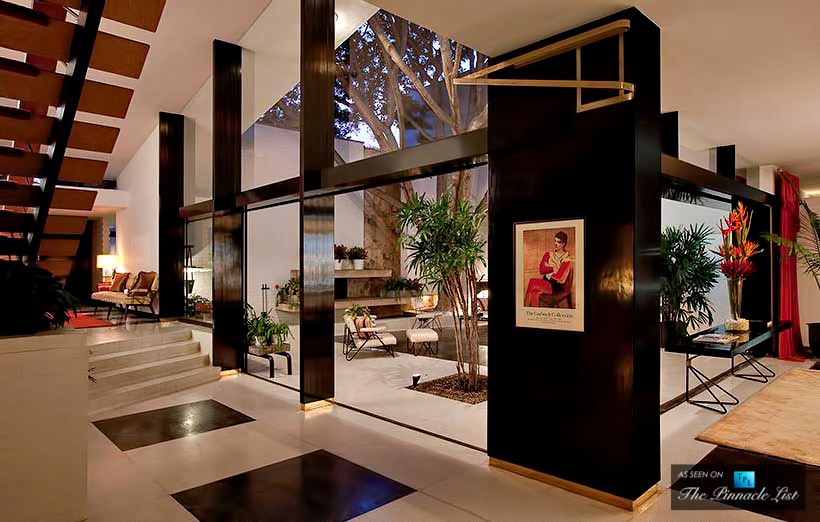 Ellen degeneres 39 s house for Ellen brotman interior designs