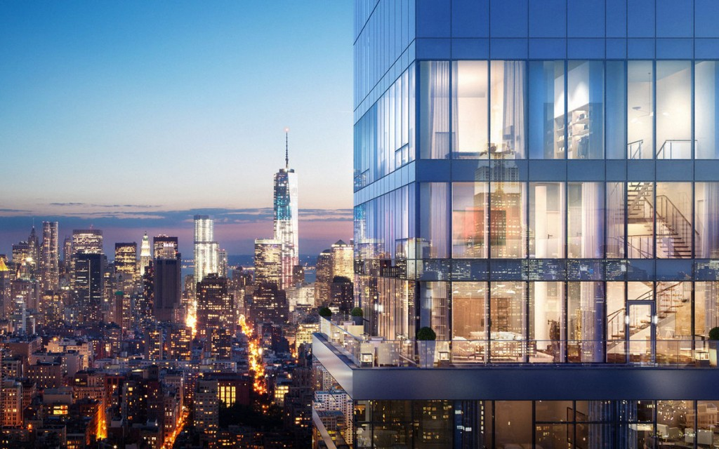 Rupert Murdoch's new home in New York: A $57M 4-Floor Penthouse