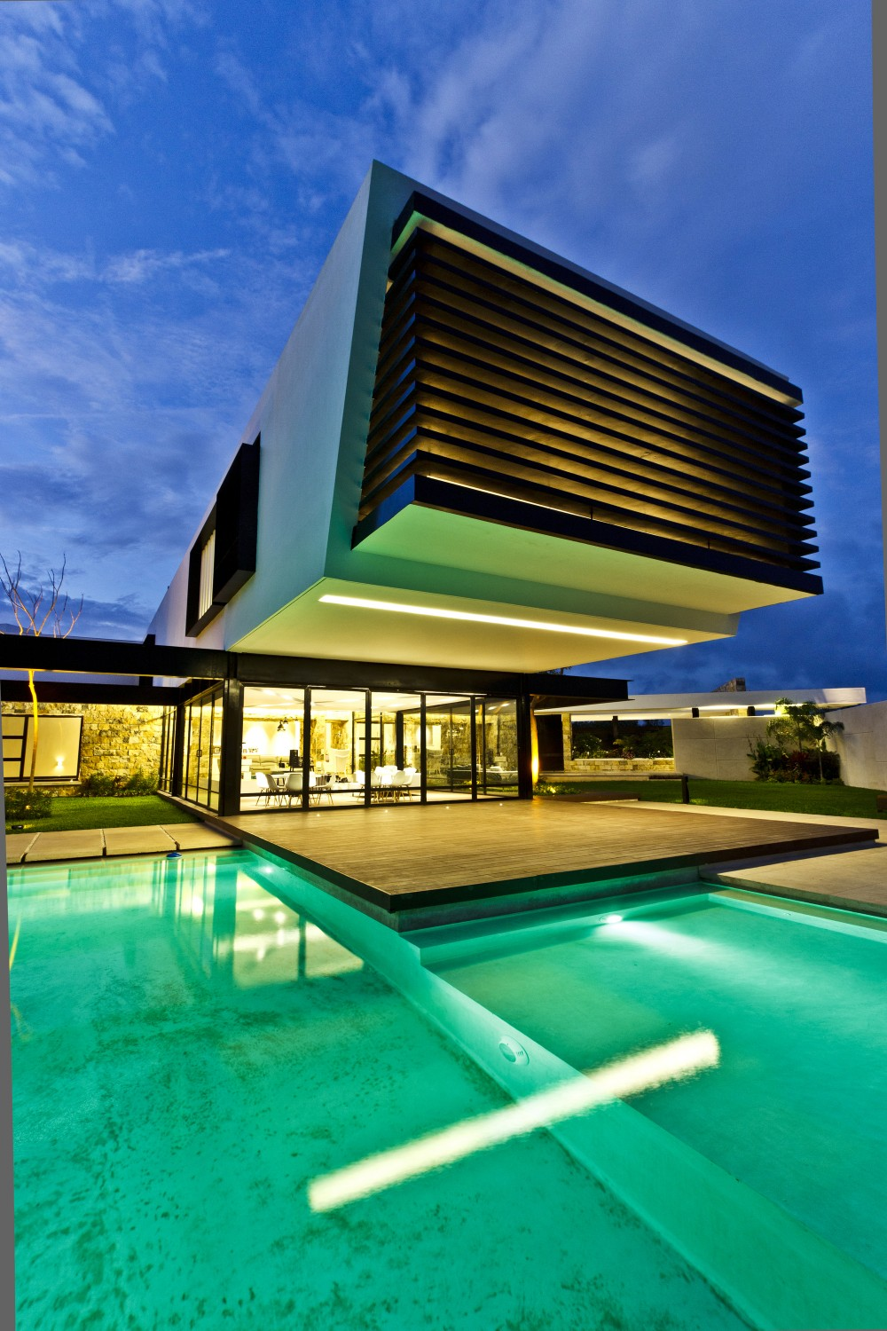 Modern Work Of Mexican Architecture on Mexican Contemporary Style House
