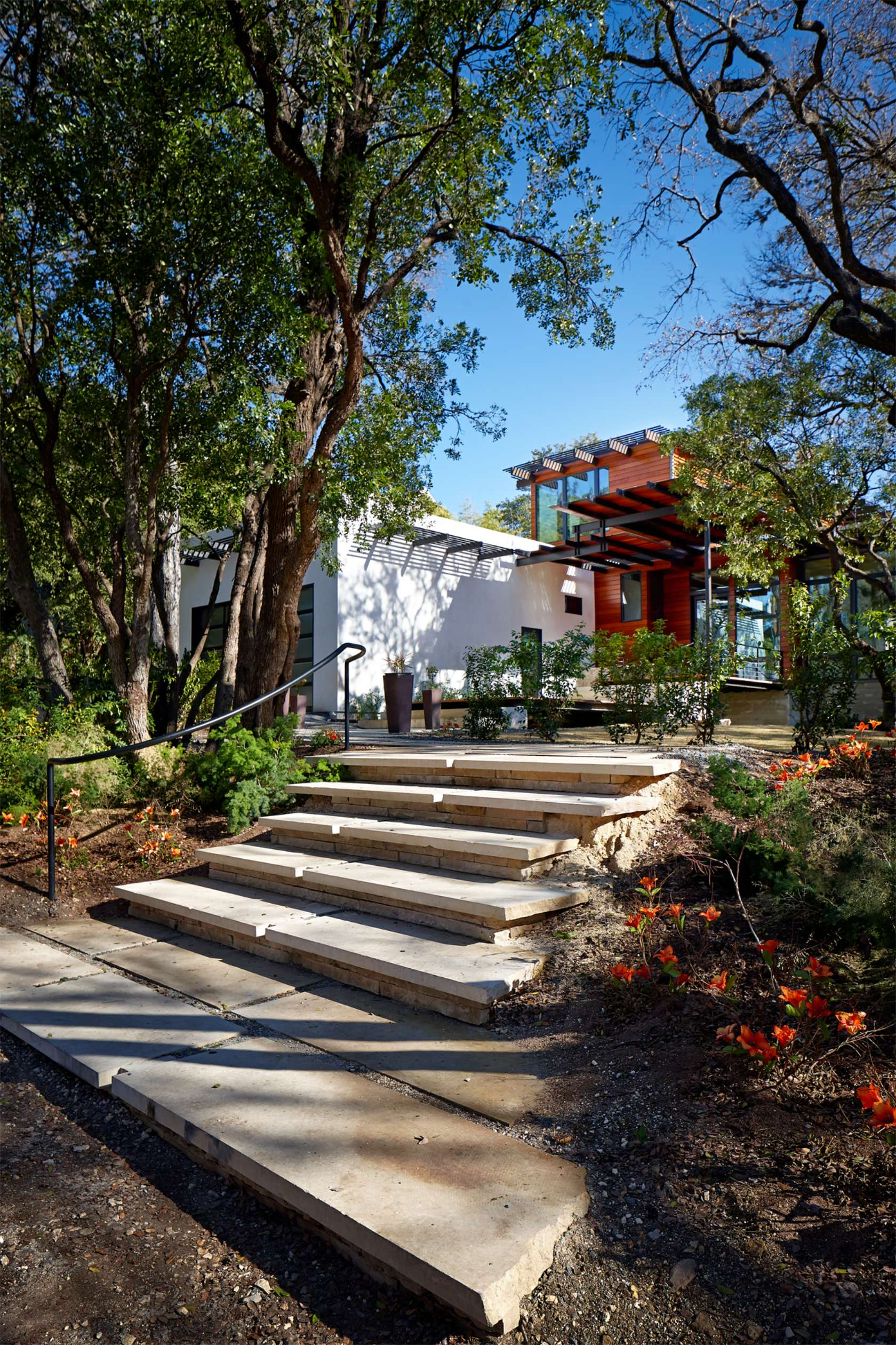 Patio - Environmentally responsible home san antonio