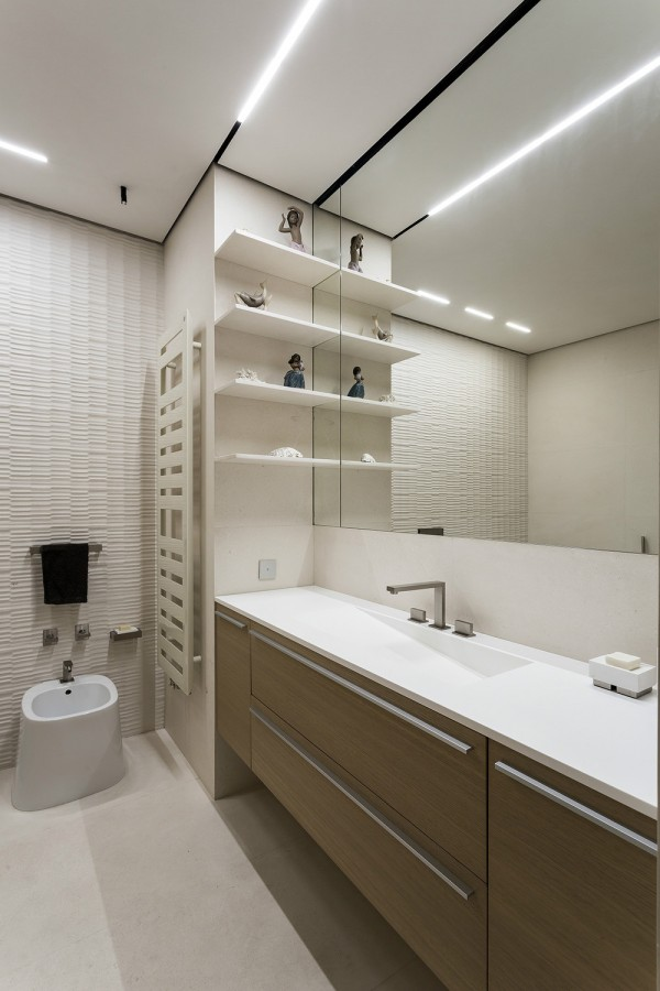 Spa like bathroom vanities