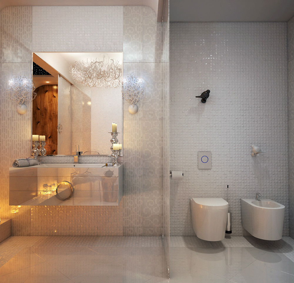 An in depth look at 8 luxury bathrooms for 2 bathroom