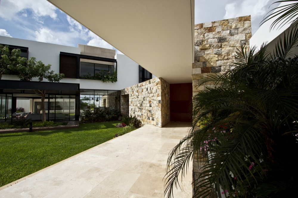 Contemporary Home - Modern work of mexican architecture