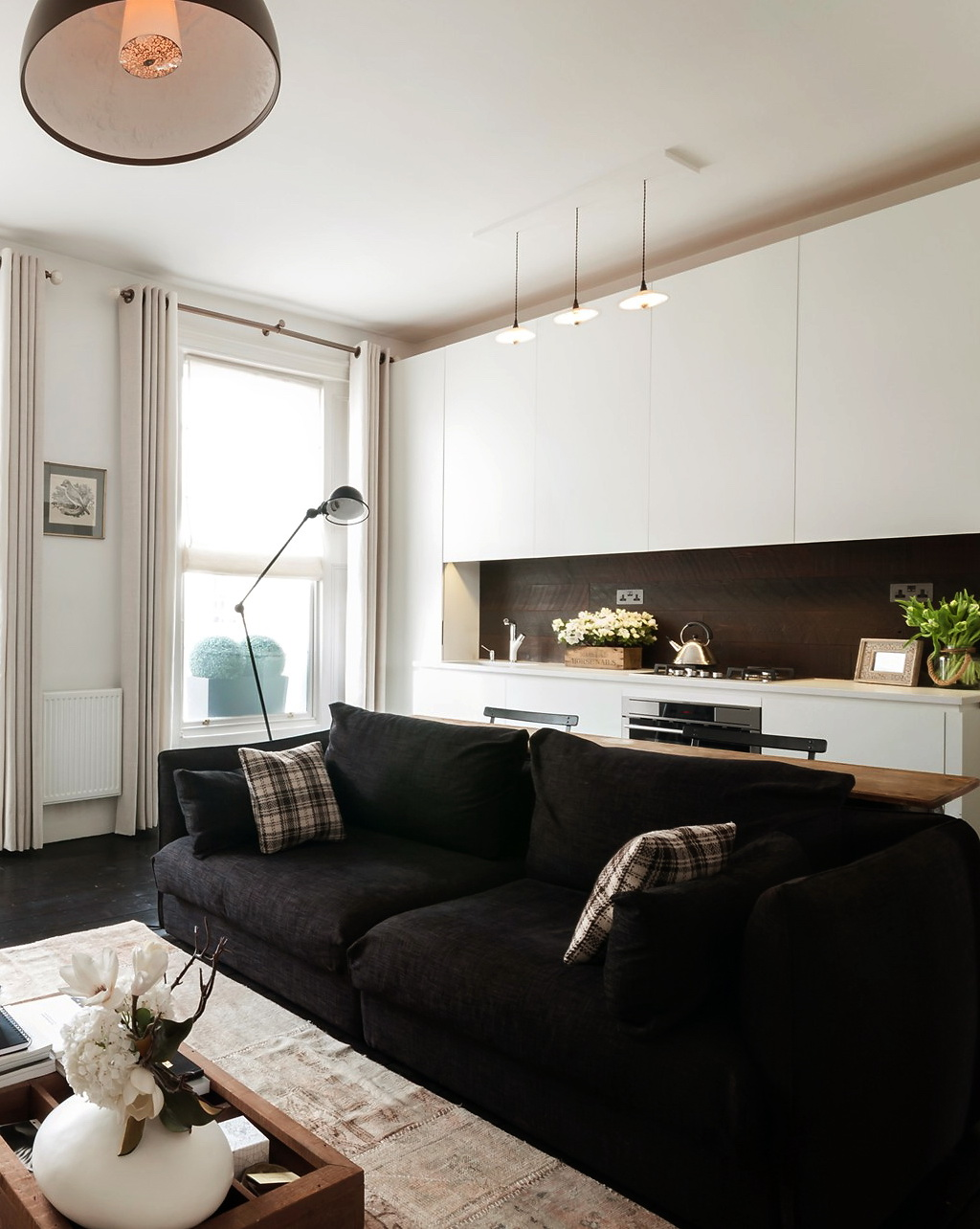 Design Inspiration For Small Apartments Less Than Square Feet