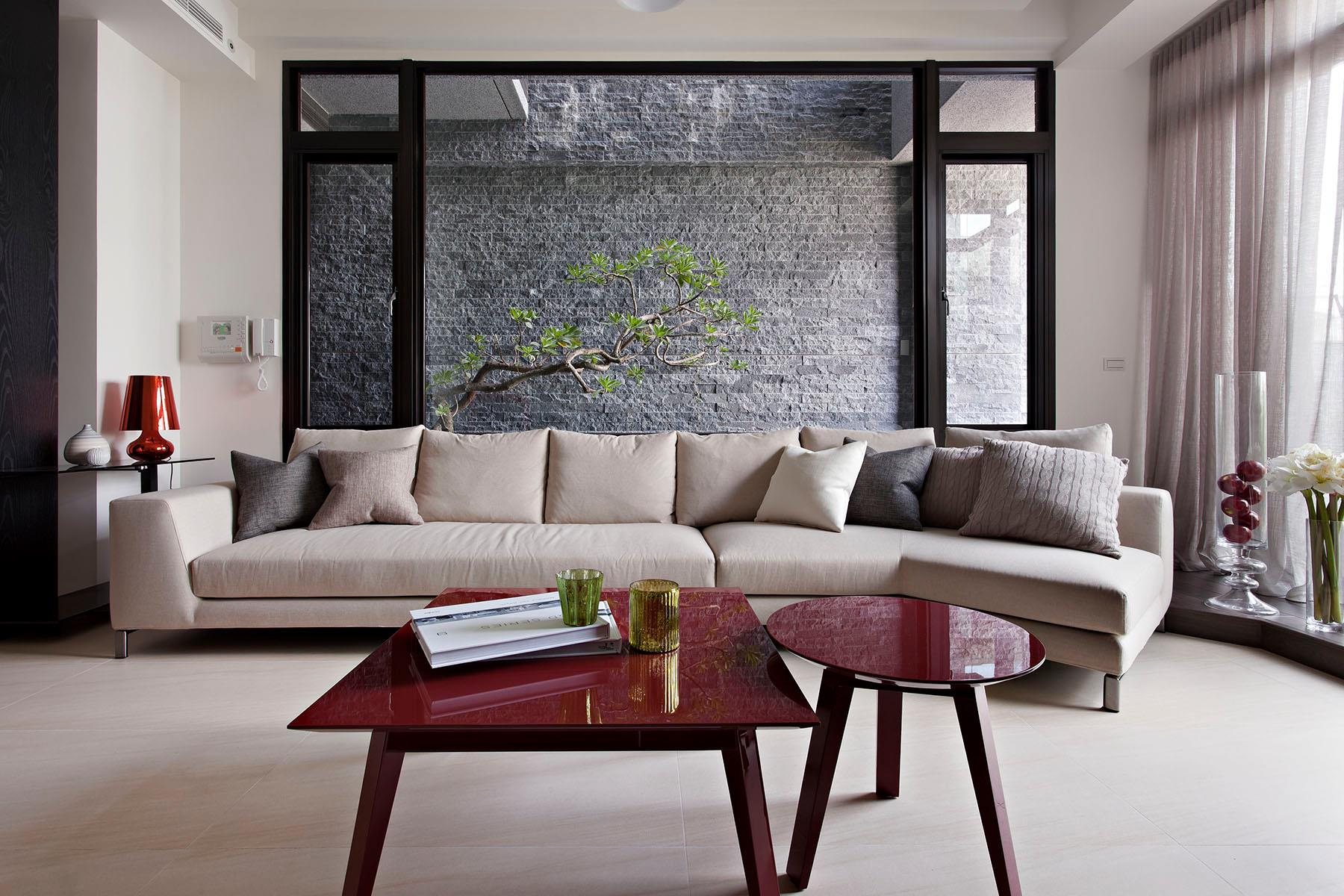 Some stunningly beautiful examples of modern asian for Asian home decor