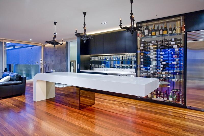 Home bar Interior Design Ideas : 14 Home bar from www.home-designing.com size 800 x 533 jpeg 66kB