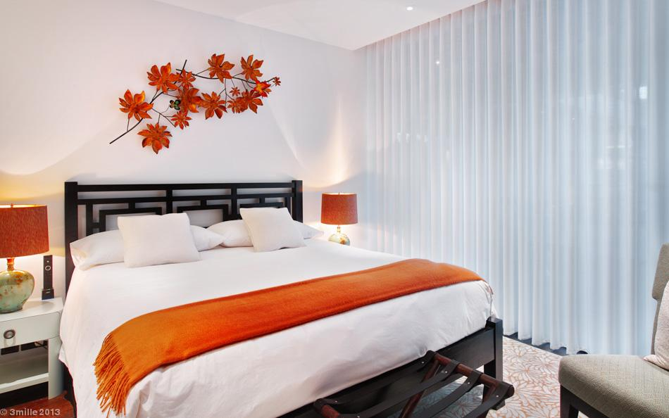 orange white bedroom interior design ideas ForWhite And Orange Bedroom Designs