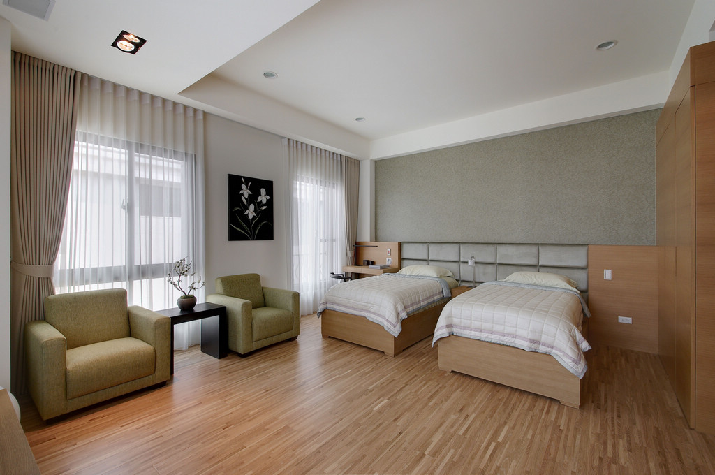 Twin Bedroom Suite - Two chic apartments with adaptable home style