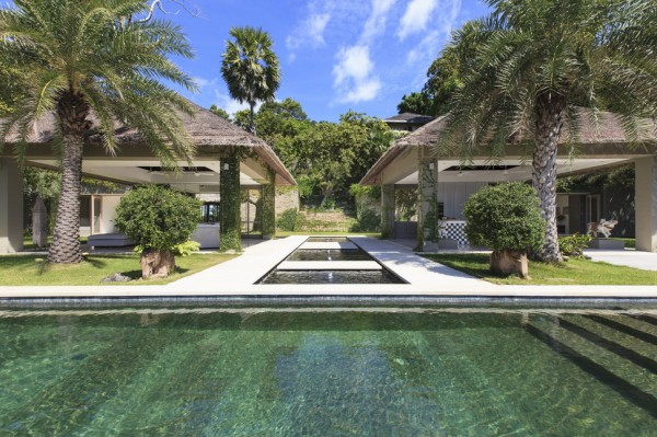 Luxury Thai villa