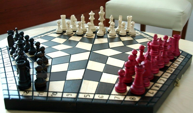 30 unique home chess sets - Coolest chess sets ...