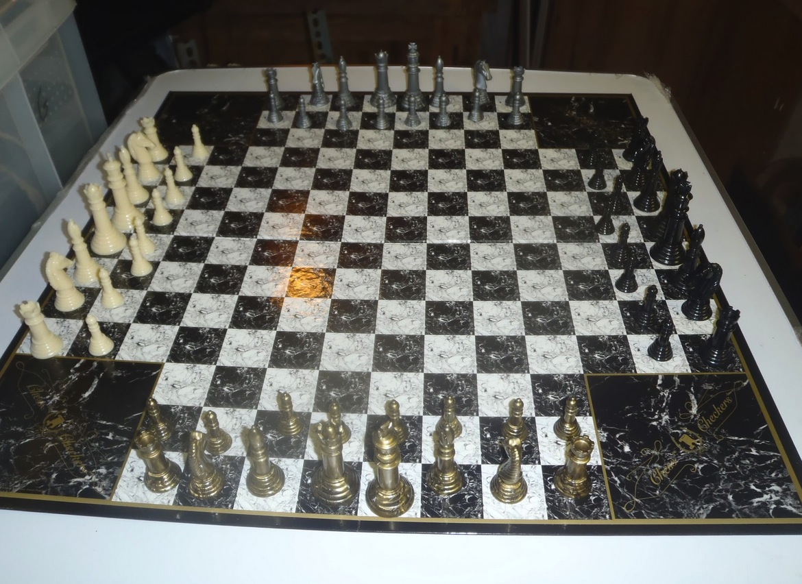 4 player chess sets
