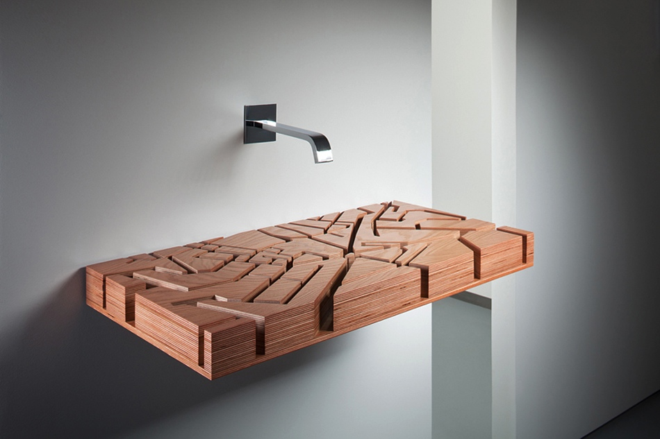 30 Extraordinary Sinks That You Will Not Find In An Average Home