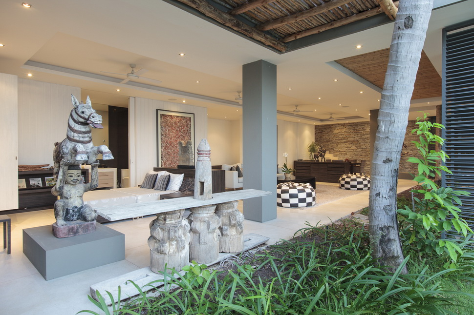 Sangsuri A Luxury Holiday Rental Villa In Thailand on elegant modern villa design