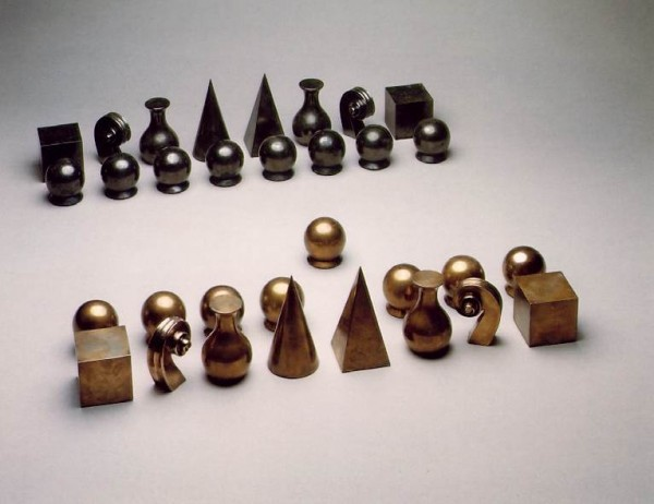 buy it the man ray chess set