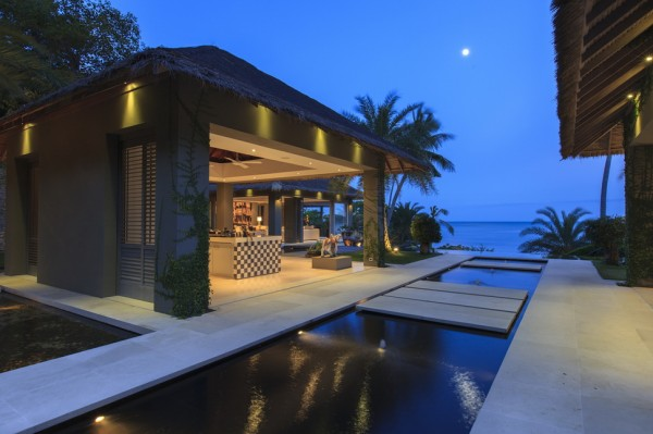 Thai villa design