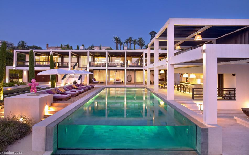 Luxury Pool - Luxury villa in the antibes