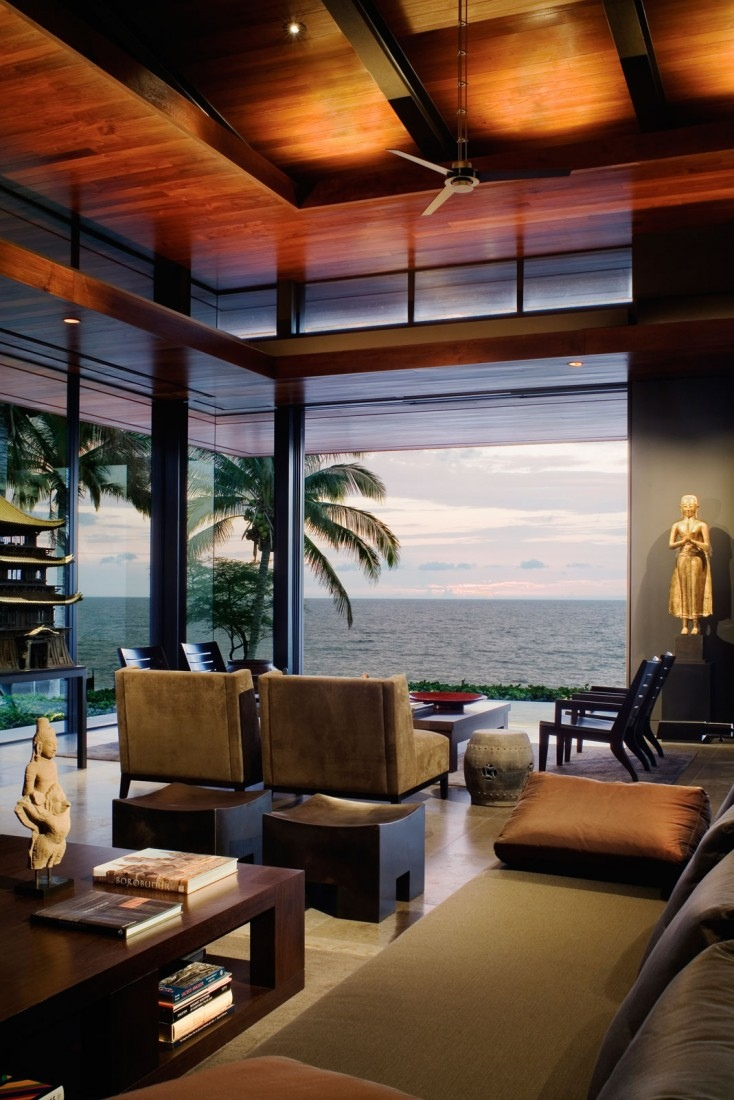 picturesque tropical inspired living rooms. 6  Beautiful Balinese Style House In Hawaii