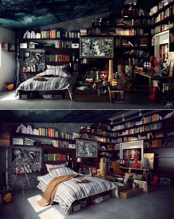 How's this for avid nighttime readers?