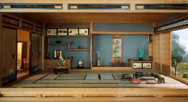 Ideally, a zen room would be free from peace disturbing electronic devices.