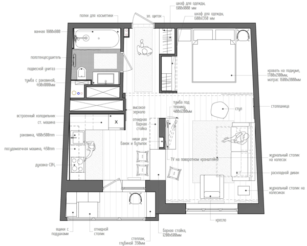 Home layout plan