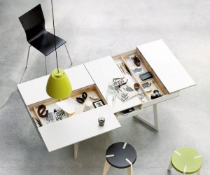 30 Inspirational Home Office Desks ...