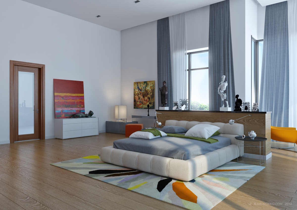 20 modern bedroom designs - How To Design A Modern Bedroom