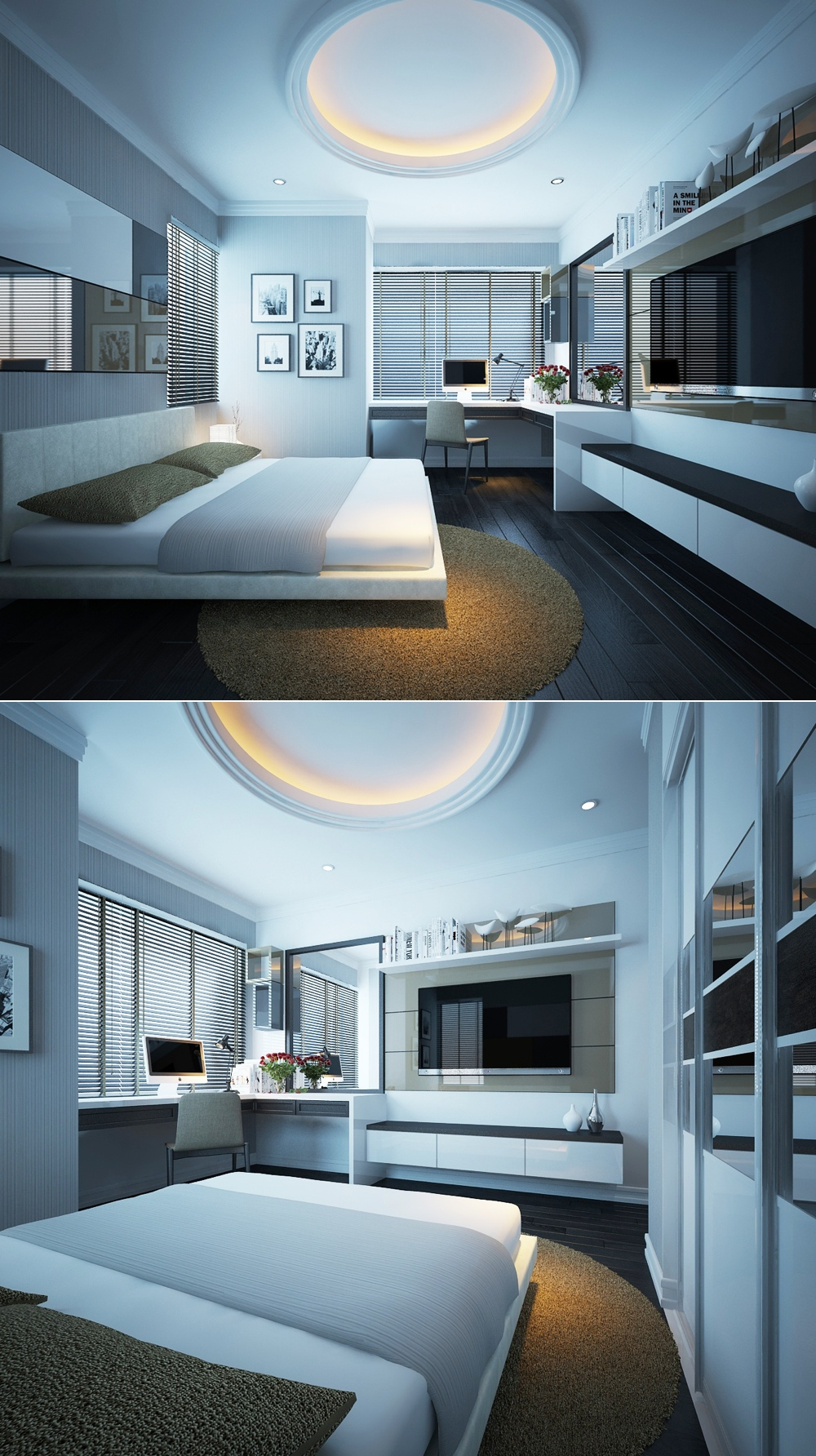 Modern Bedroom Interiors 20 Modern Bedroom Designs