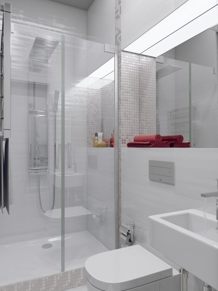 Good Small Shower Room