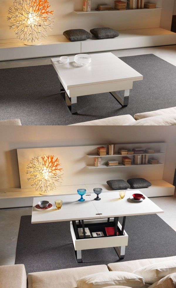 30 extendable dining tables - Table salle a manger pliante ...