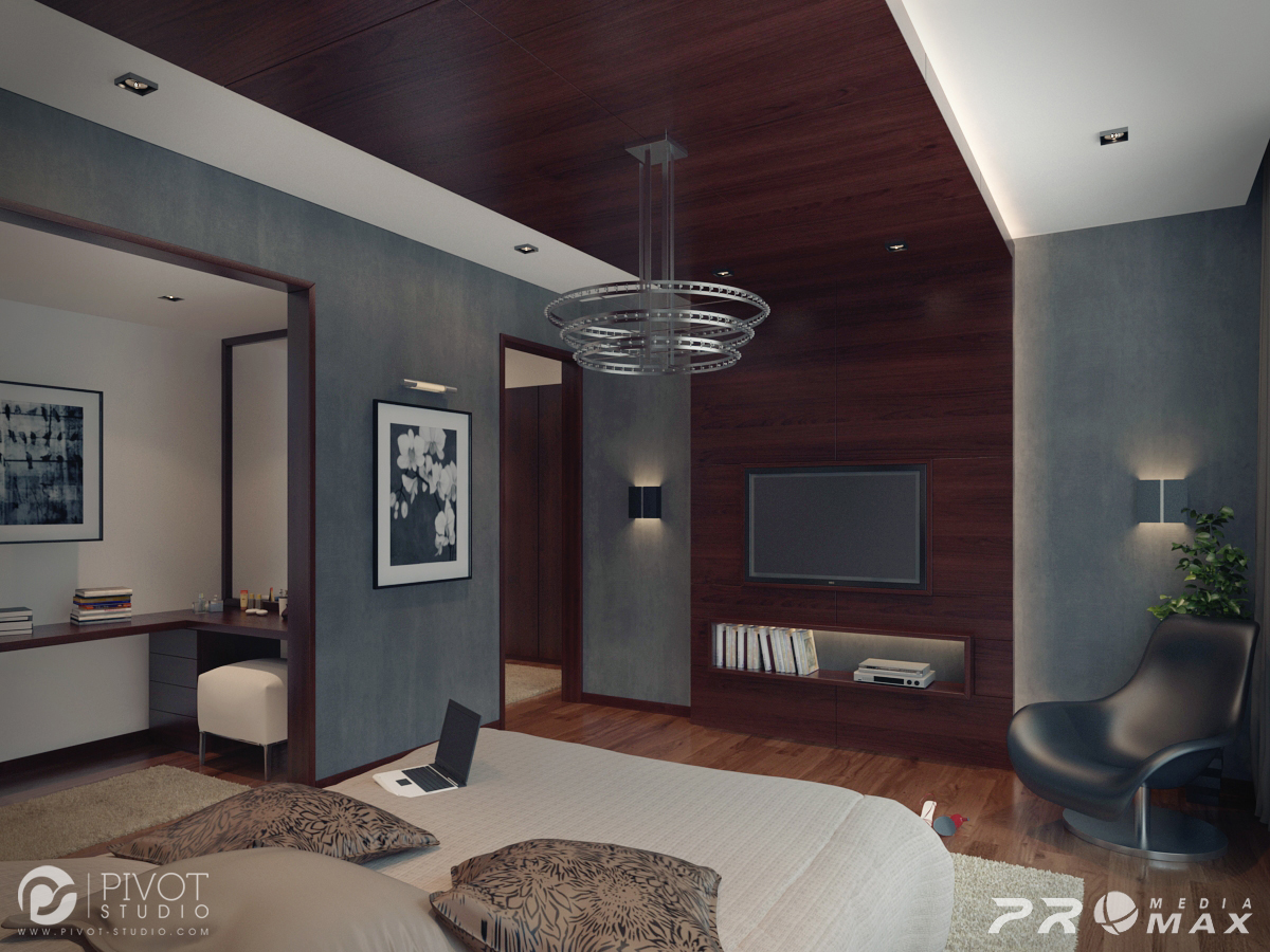 Contemporary Pendant Light - Luxurious room schemes
