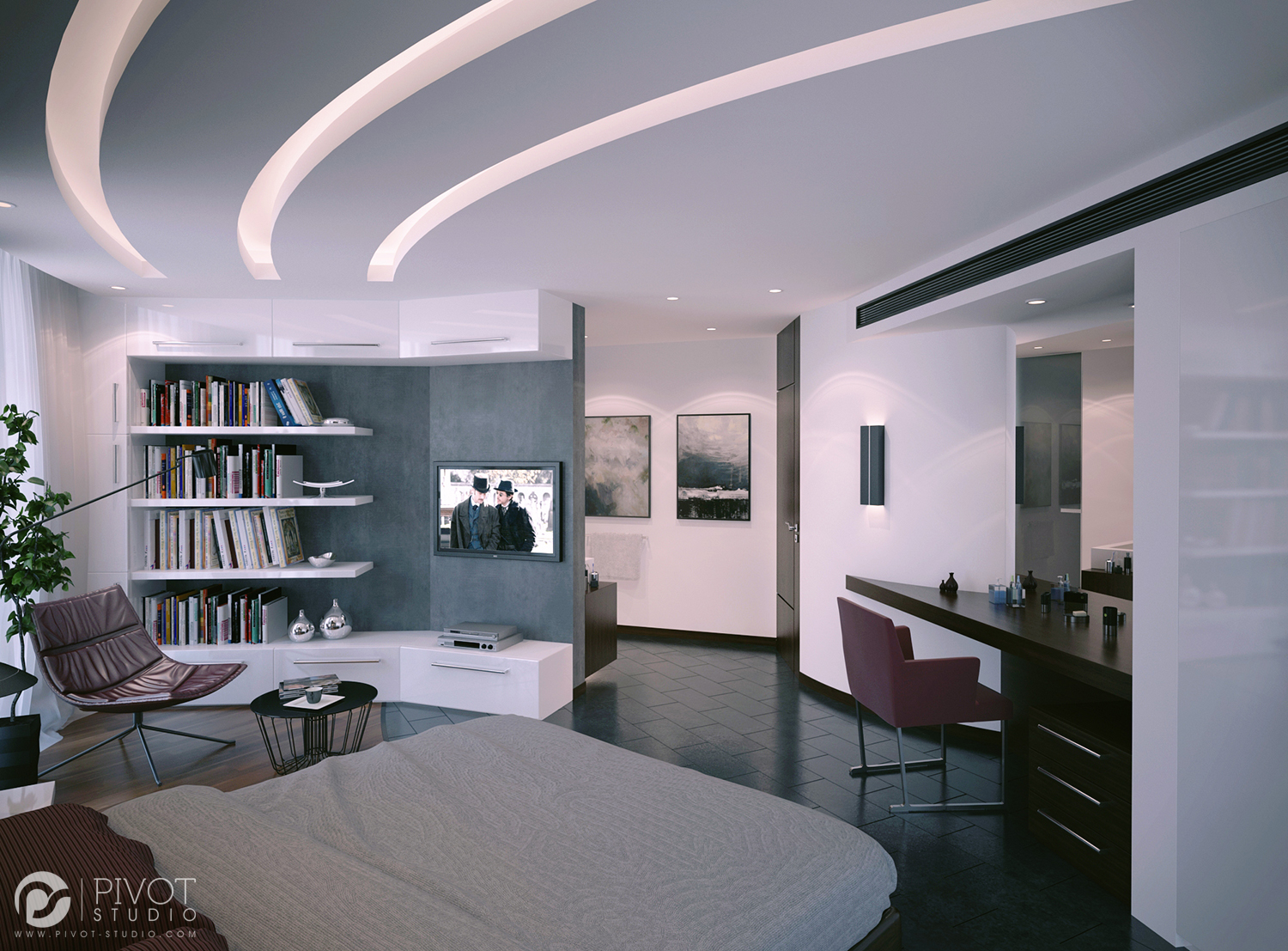 Recessed ceiling lights interior design ideas like architecture interior design follow us mozeypictures Image collections