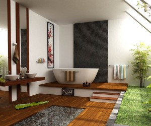 Japan interior design ideas Japanese bathroom interior design