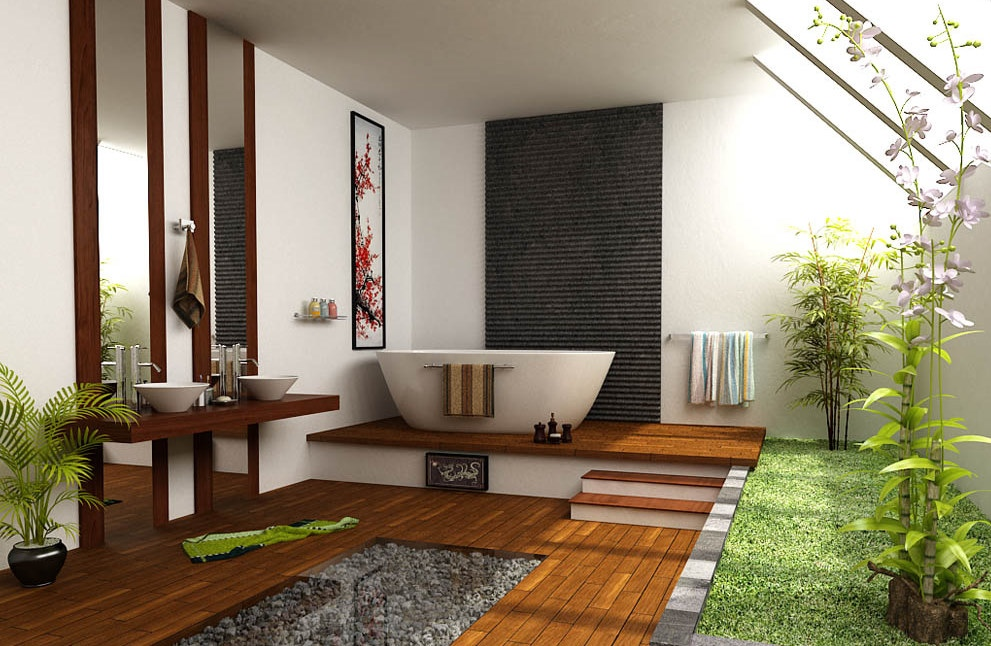Zen Inspired Interior Design on japanese minimalist bathroom, japanese red bathroom, japanese themed bathroom, japanese garden bathroom, japanese bathroom sink, japanese home bathroom, japanese modern bathroom, japanese stone bathroom, japanese design bathroom, japanese spa bathroom, japanese wood bathroom,