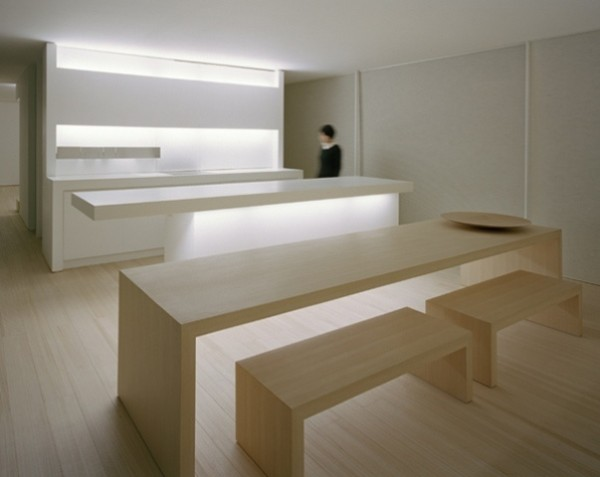 50 |; Architect: Milligram Studio. Simplistic furniture.