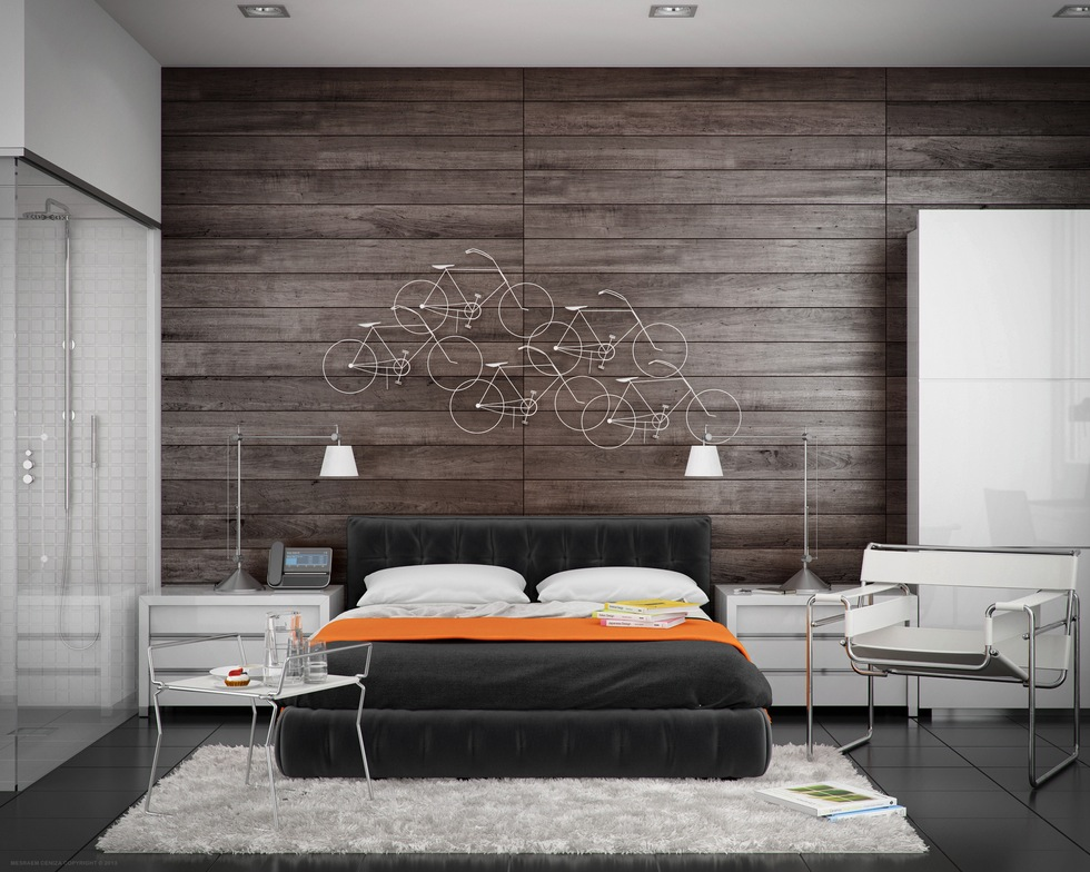 20 modern bedroom designs - Modern Bad Room