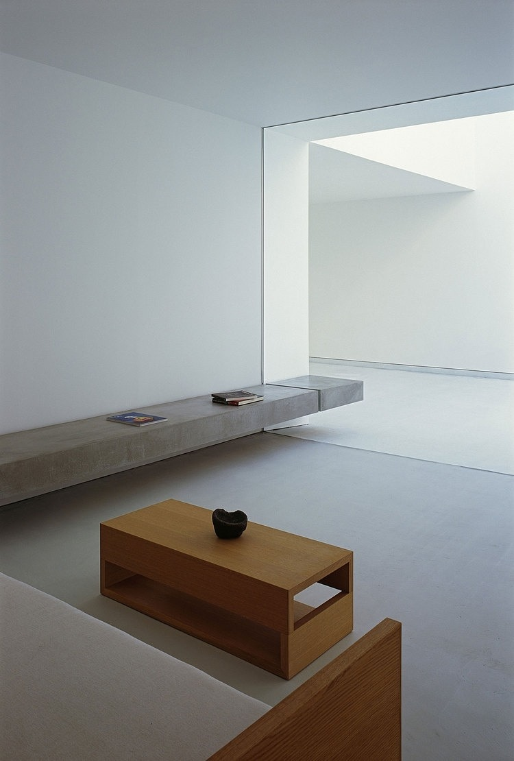 Zen inspired interior design for Minimalisme architecture