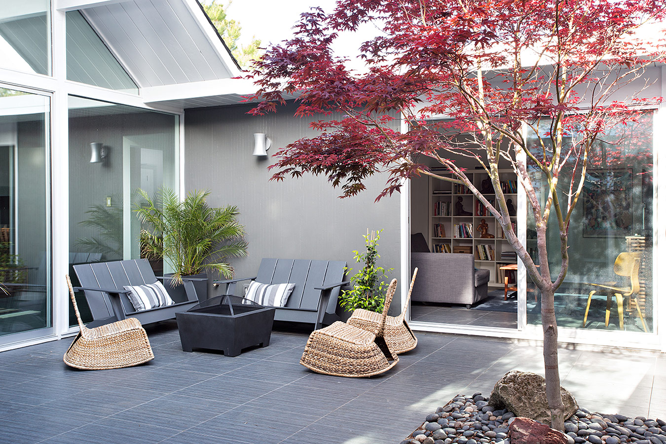 modern outdoor flooring
