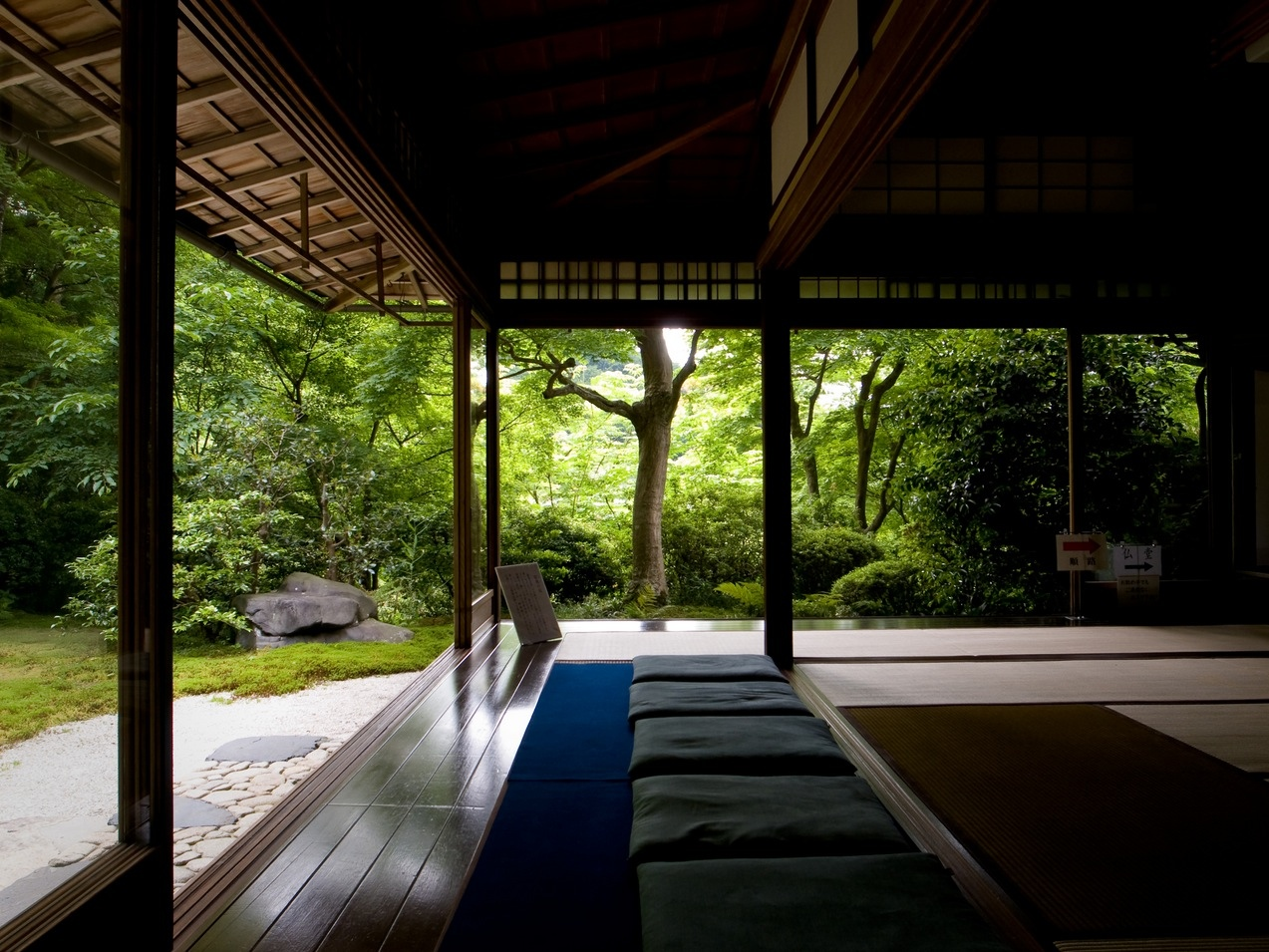 Zen inspired interior design Architect modern zen type house