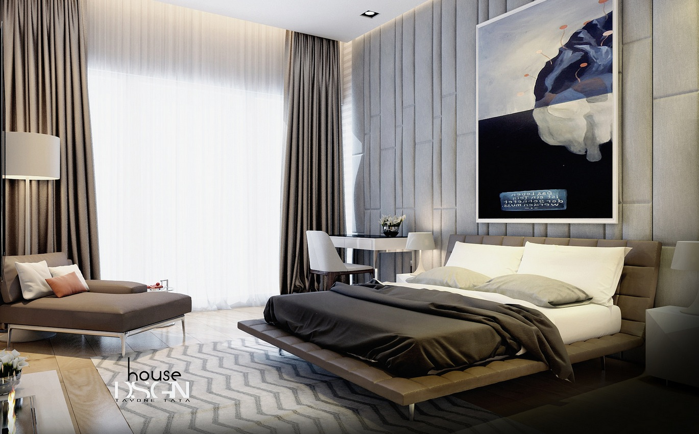 Outstanding Luxury Hotel Bedroom Design