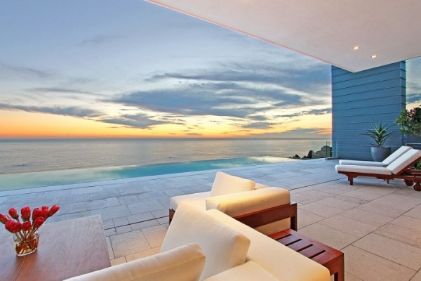 19 sea view infinity pool