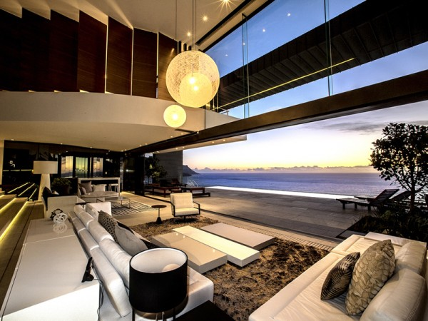 3 luxury house living