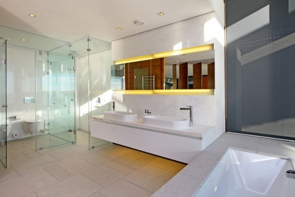 41 bathroom interior lighting