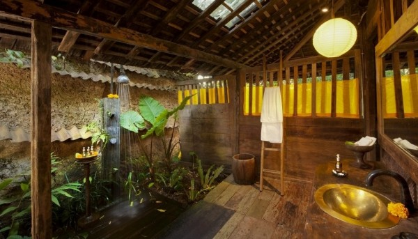 9 tropical shower design