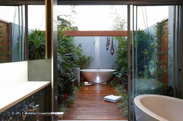 bath landscape design