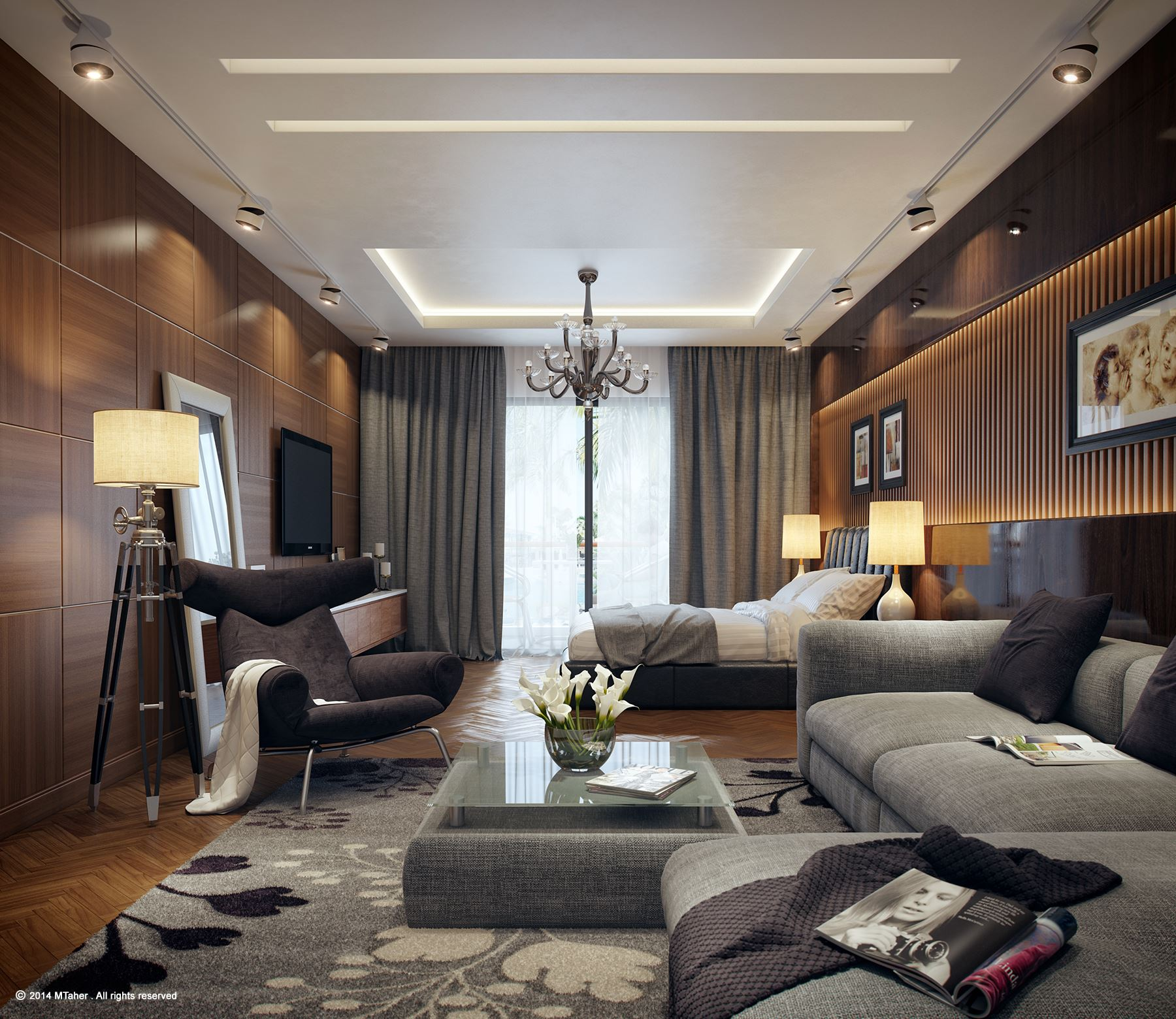 Luxury Bed Room: 25 Newest Bedrooms That We Are In Love With