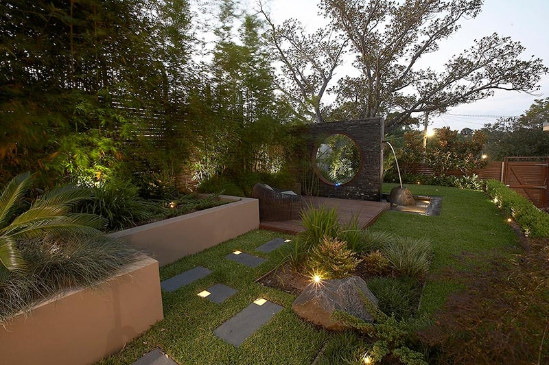 Modern Landscape Design Ideas From Rollingstone Landscapes