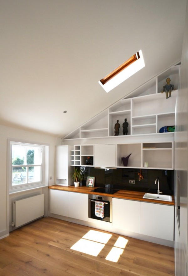 loft kitchen idea