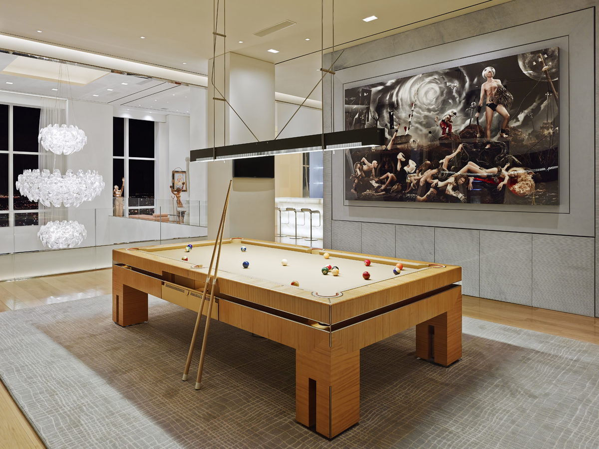 Beautiful Pool Room Design Ideas Part - 5: Luxury Pool Room Design